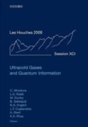 Ultracold Gases and Quantum Information