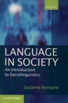 Language in Society:An Introduction to Sociolinguistics