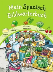 Mein Spanisch Bildwörterbuch Cover