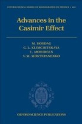 Advances in the Casimir Effect