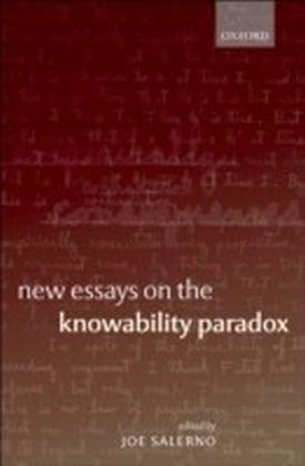 New Essays on the Knowability Paradox