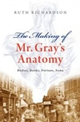 Making of Mr Gray's Anatomy Bodies, books, fortune, fame