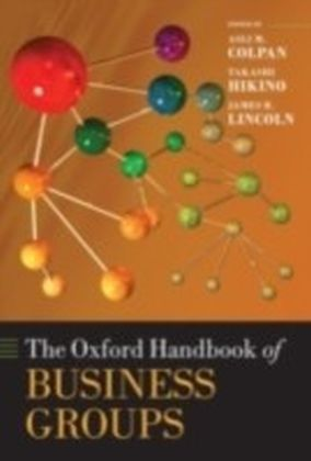 Oxford Handbook of Business Groups