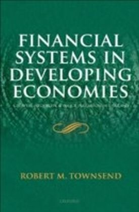 Financial Systems in Developing Economies Growth, Inequality and Policy Evaluation in Thailand