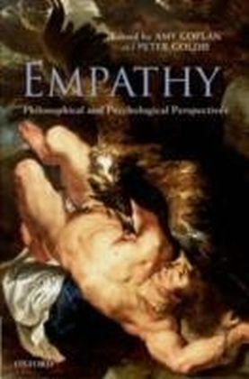 Empathy Philosophical and Psychological Perspectives