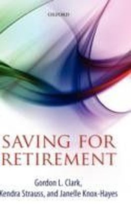 Saving for Retirement Intention, Context, and Behavior