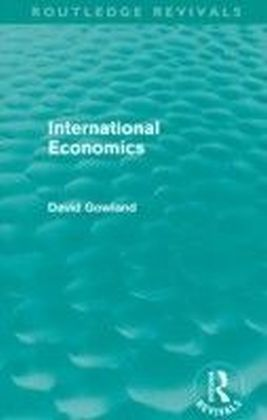 International Economics (Routledge Revivals)