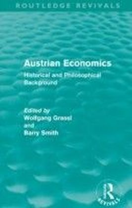 Austrian Economics (Routledge Revivals)