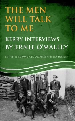 Men Will Talk to Me (Ernie O'Malley series Kerry)