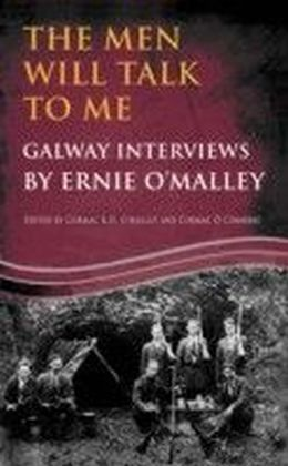 Men Will Talk to Me(Ernie O'Malley series Galway)