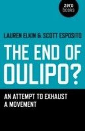 End of Oulipo?