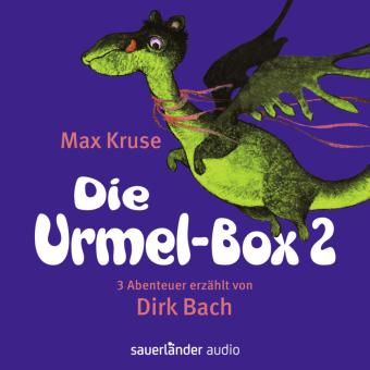 Die Urmel-Box, 6 Audio-CDs