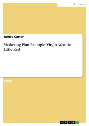 Marketing Plan Example: Virgin Atlantic Little Red