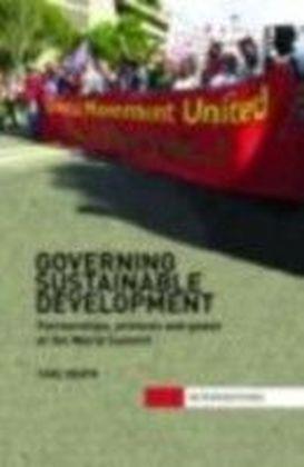 Governing Sustainable Development
