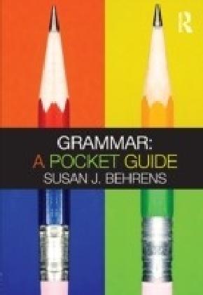 Grammar: A Pocket Guide