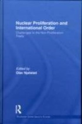 Nuclear Proliferation and International Order
