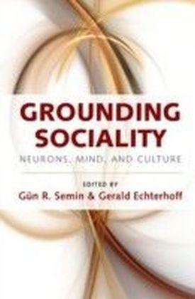 Grounding Sociality