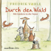 Durch den Wald ..., 1 Audio-CD Cover