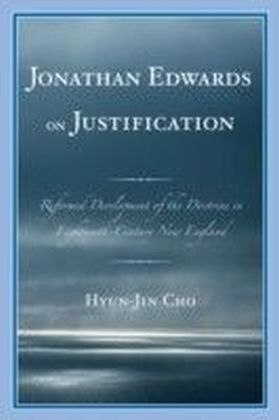 Jonathan Edwards on Justification