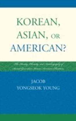 Korean, Asian, or American?