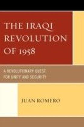 Iraqi Revolution of 1958