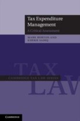 Tax Expenditure Management