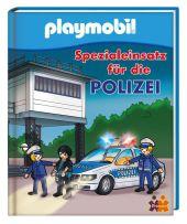 PLAYMOBIL. Spezialeinsatz für die Polizei Cover