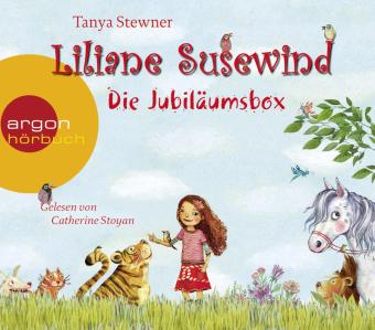 Liliane Susewind - Die Jubiläumsbox, 8 Audio-CDs