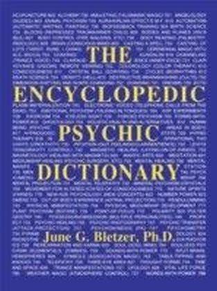 Encyclopedic Psychic Dictionary