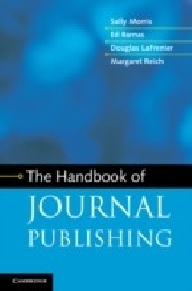 Handbook of Journal Publishing