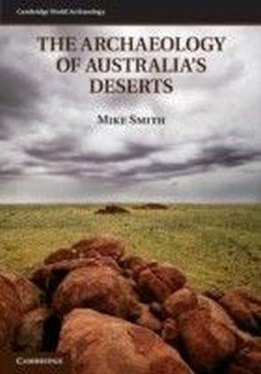 Archaeology of Australia's Deserts