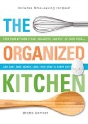 Organized Kitchen