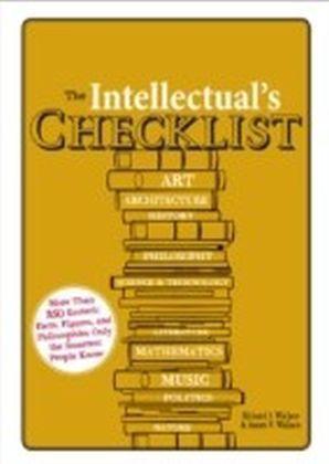 Intellectual's Checklist