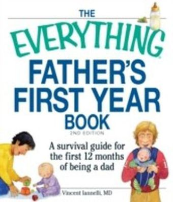 Everything Father's First Year Book