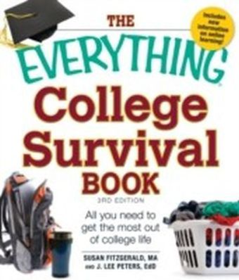 Everything College Survival Book, 3rd Edition
