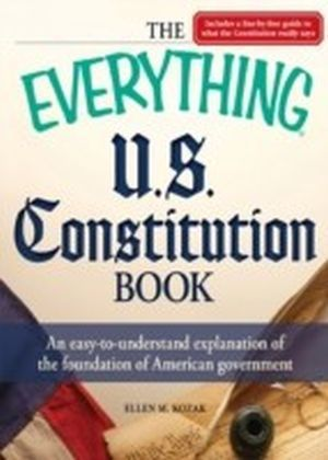 Everything U.S. Constitution Book