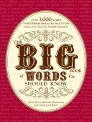 Big Book of Words You Should Know
