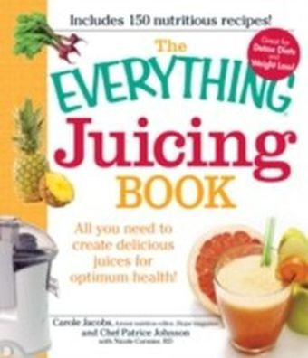 Everything Juicing Book