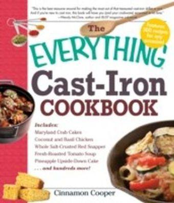 Everything Cast-Iron Cookbook