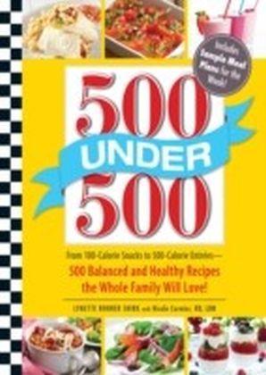 500 Under 500