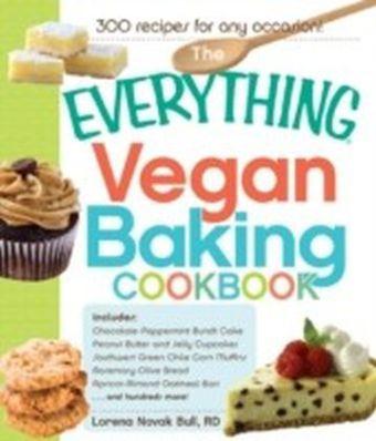 Everything Vegan Baking Cookbook