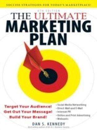 Ultimate Marketing Plan, 4th Edition