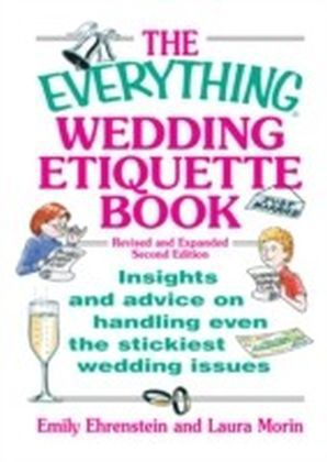 Everything Wedding Etiquette Book