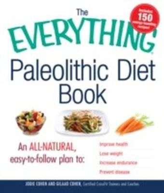 Everything Paleolithic Diet Book