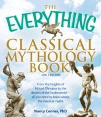 Everything Classical Mythology Book