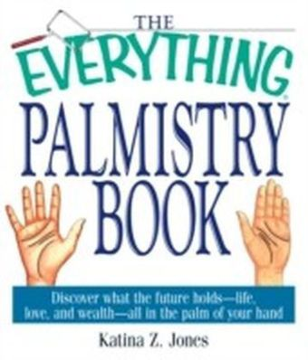 Everything Palmistry Book