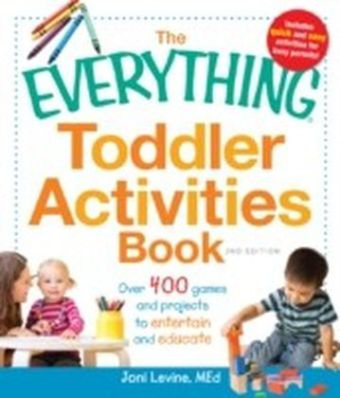 Everything Toddler Activities Book