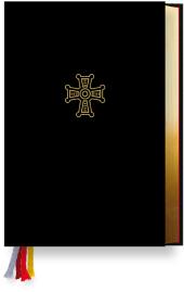 Gotteslob, Ausgabe für das Erzbistum Paderborn, Großdruckausgabe, Kunstleder schwarz