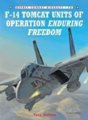 F-14 Tomcat Units of Operation Enduring Freedom