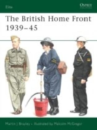 British Home Front 1939-45